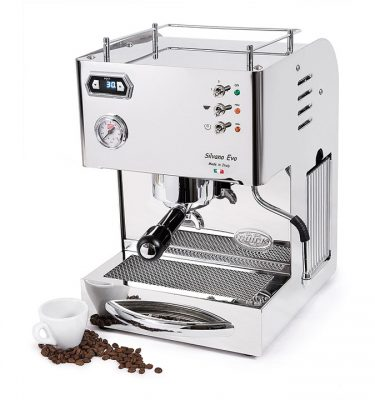 Quickmill Silvano 4005 espressomachine