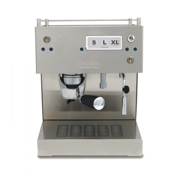 Ascaso Steel Duo ESE Tronic espressomachine