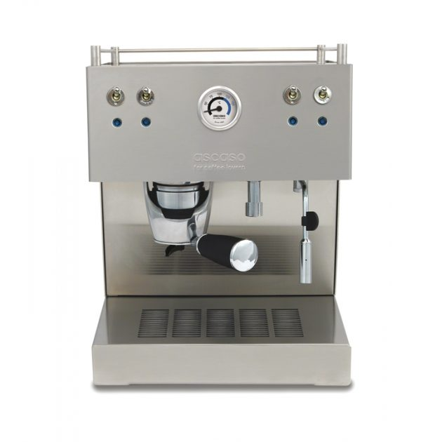Ascaso Steel Duo ESE espressomachine