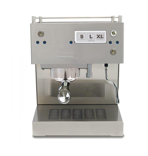 Ascaso Steel Duo Prof Tronic espressomachine