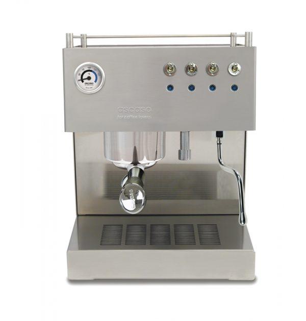 Ascaso Steel Duo Prof espressomachine