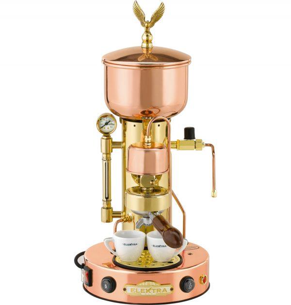 Euroquick Elektra Microcasa Semi Automatica Espressomachine