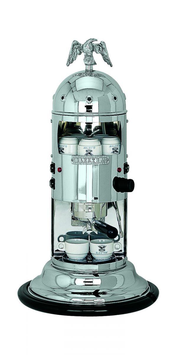 Euroquick Elektra Mini Verticale Espressomachine