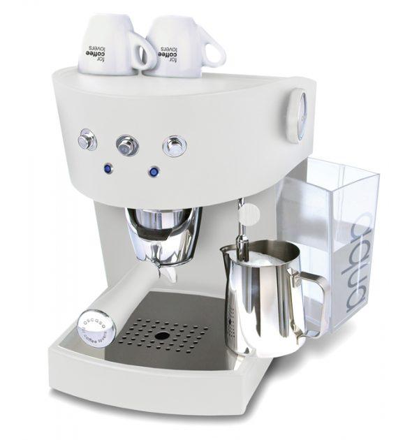 Ascaso Basic Wit ESE espressomachine details