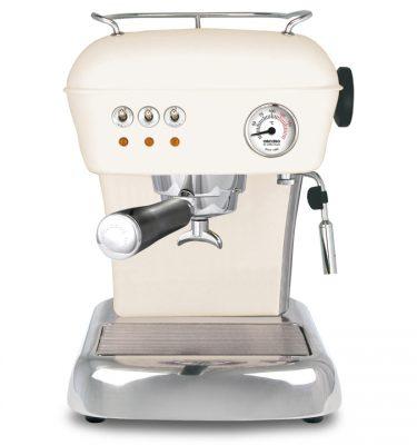 Ascaso Dream espressomachine Crème Wit