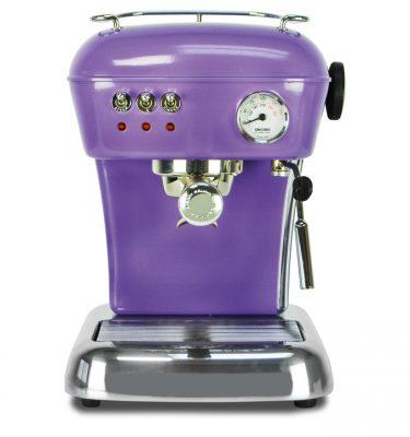Ascaso Dream espressomachine Violet