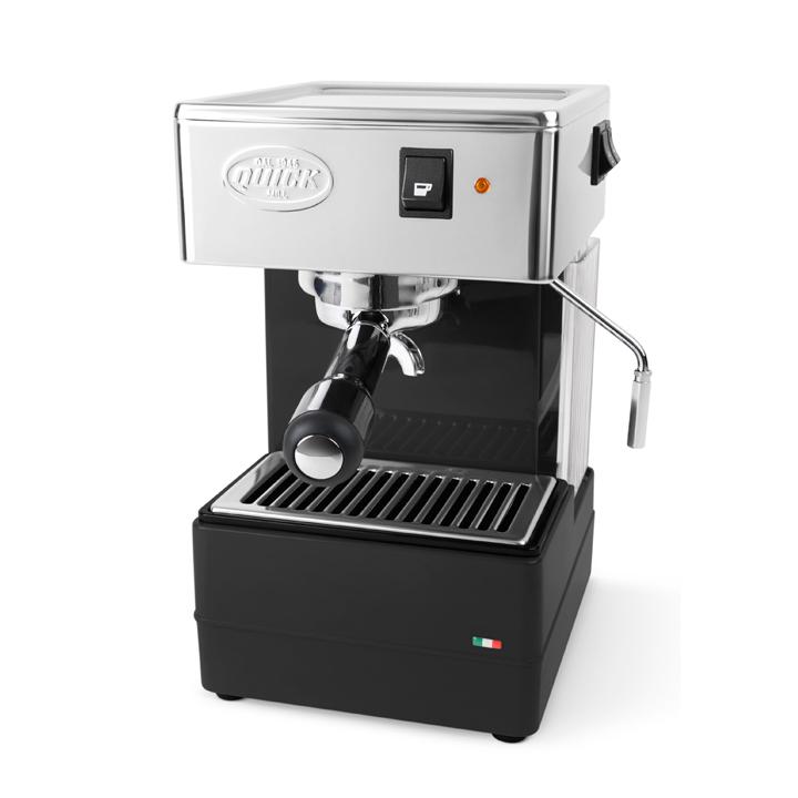 Quickmill 820 Zwart espressomachine