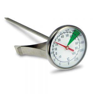 cappuccino thermometer
