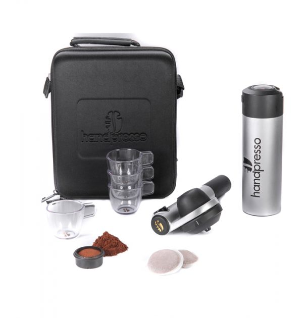 Handpresso Pump Set Zilver