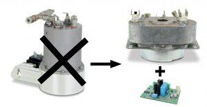 Ascaso steel professional boiler en thermoblock