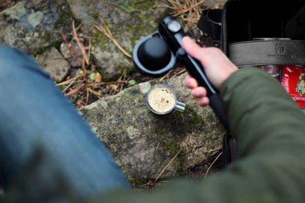 Handpresso Pump Set Zwart