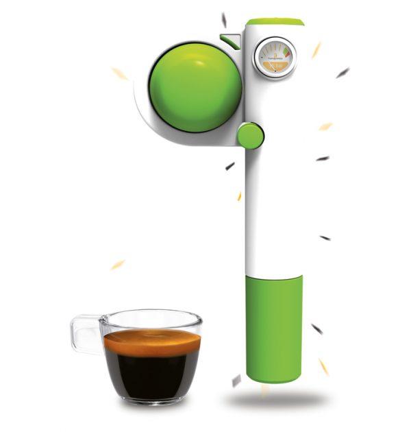 Handpresso Pump Pop Groen