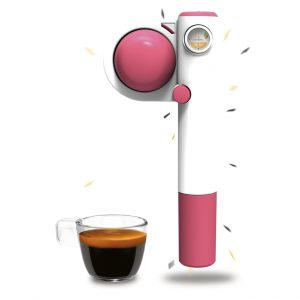 Handpresso Pump Pop Roze