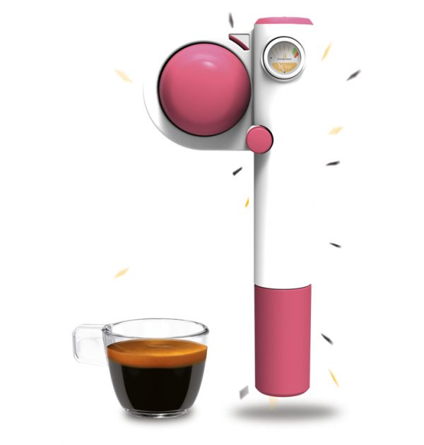 Handpresso Pump Pop Roze