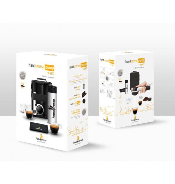 Handpresso Pump Set wit